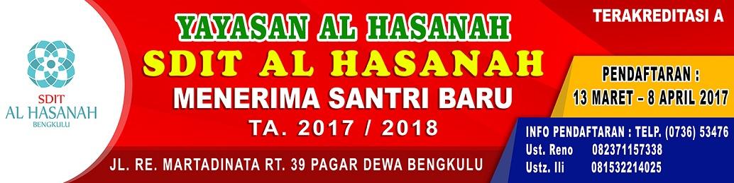 PSB SDIT Al Hasanah 2017/2018