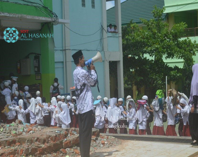 SDIT Al Hasanah Ciptakan Sekolah Aman Bencana