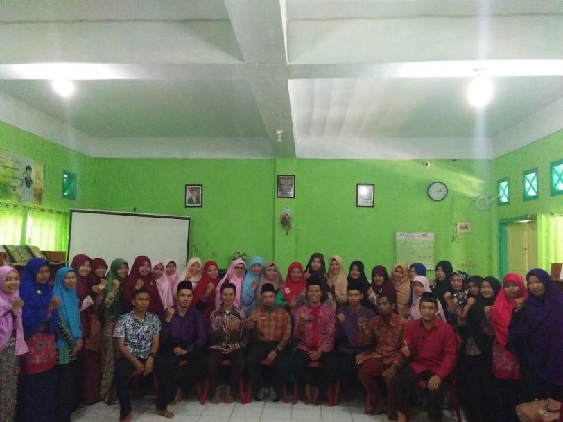 SDIT Al Hasanah Tuan Rumah Pelatihan Peningkatan Mutu Guru