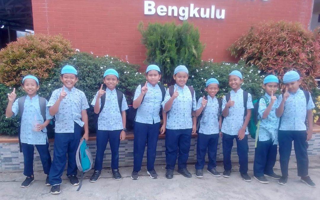Safari Jumat Sarana Edukasi Siswa SDIT Al Hasanah