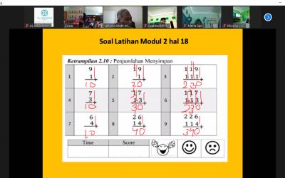 Penerapan Metode Math Master untuk Siswa SDIT Al Hasanah Bengkulu