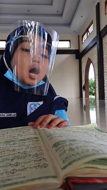 Siswa SDIT Al Hasanah 2 Menjadi Lulusan Termuda Imtas Qiraati