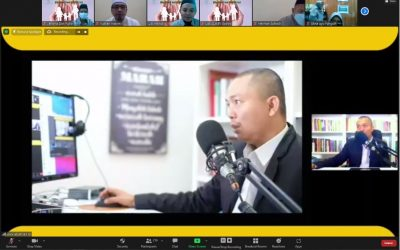 Webinar Parenting SDIT Al Hasanah 1 Bengkulu Bersama Abah Ihsan